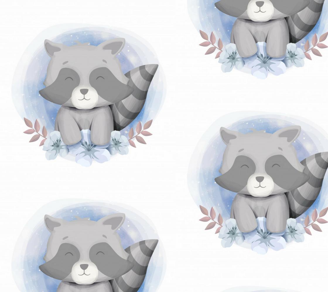 Aperçu de Baby Raccoon