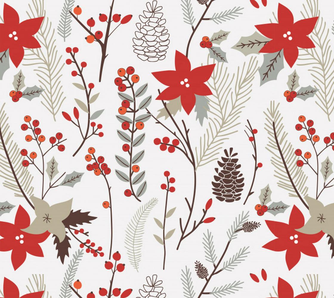 Aperçu de Winter Floral