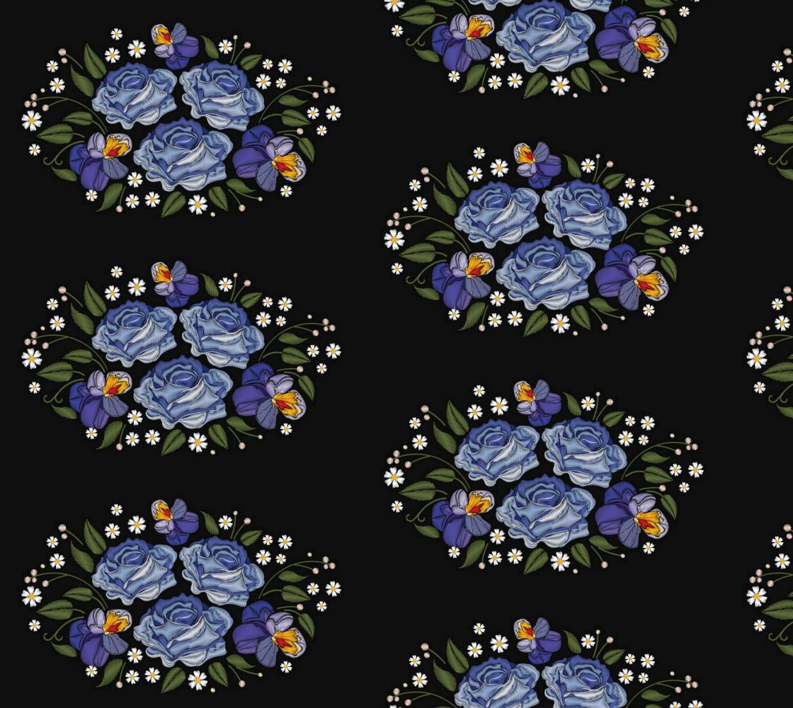 Aperçu de Gorgeous Blue Roses