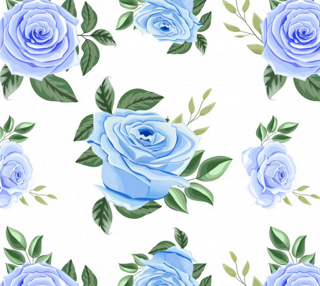 Aperçu de Beautiful Blue Roses