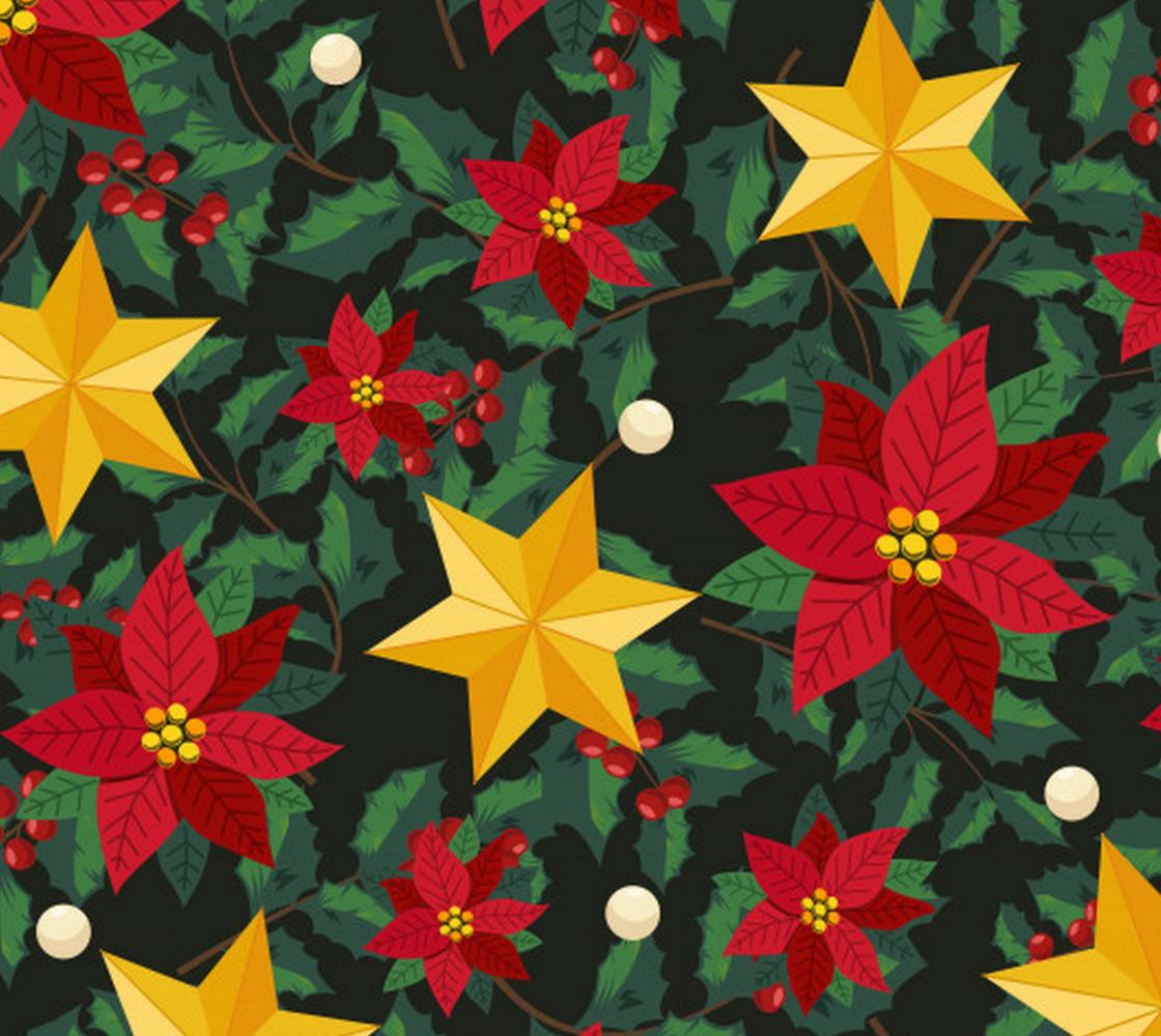Aperçu de Christmas Poinsettia