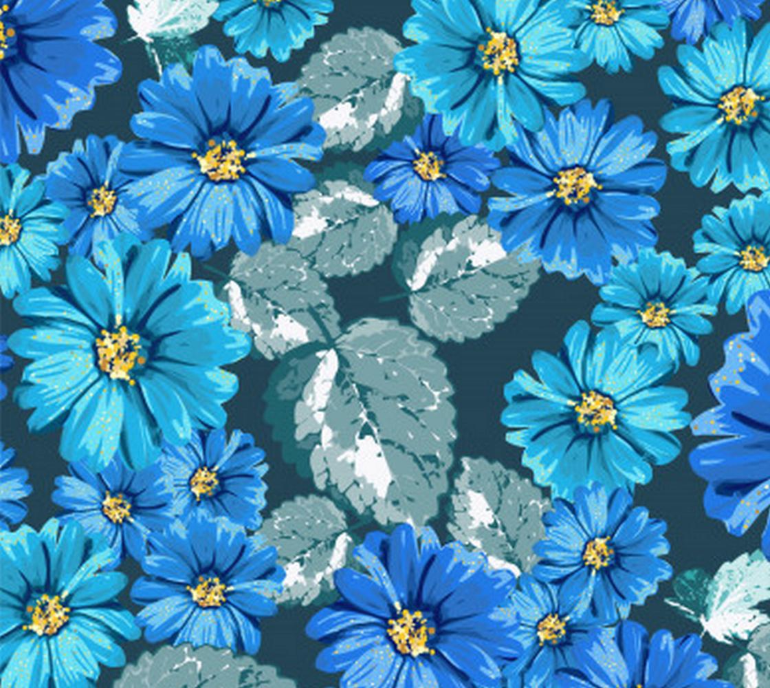 Aperçu de Gorgeous Blue Floral