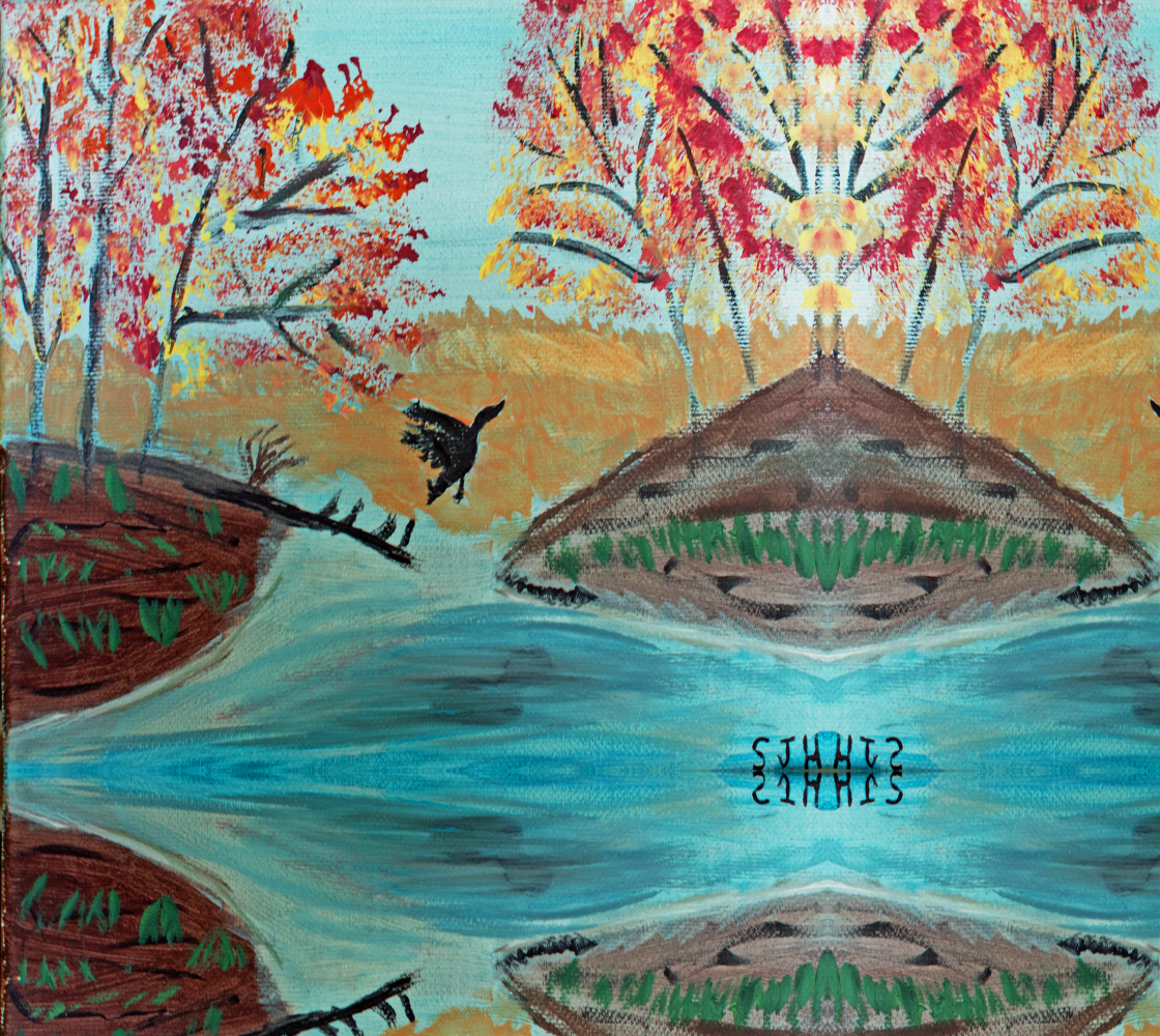 Autumn Duck Pond preview