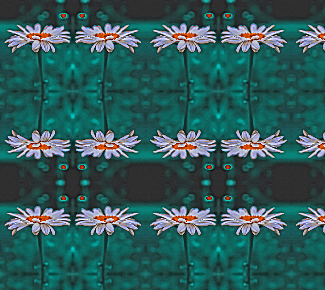 Painted Daisy preview