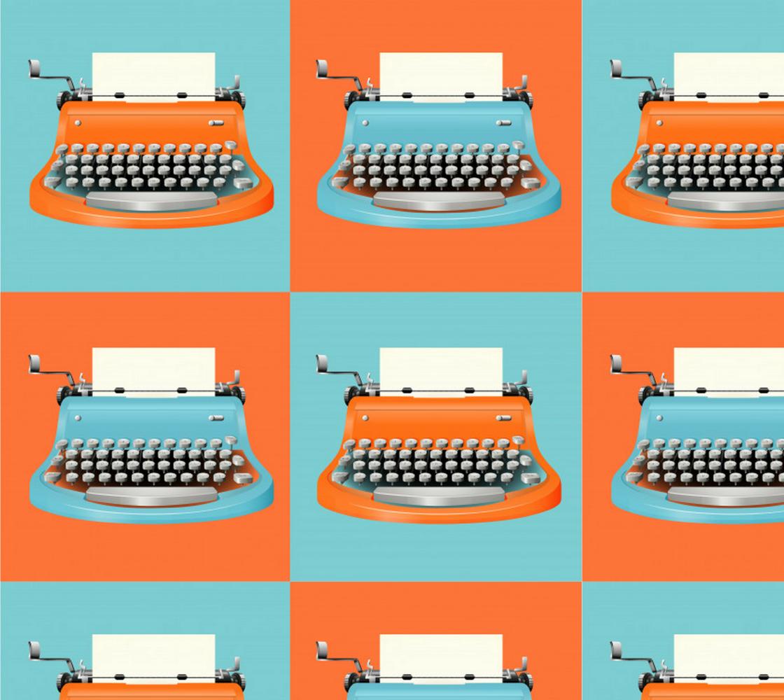 Aperçu de Vintage Typewriters