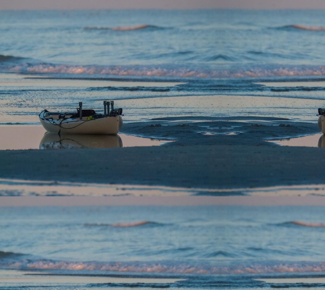 Aperçu de Kayak on the beach