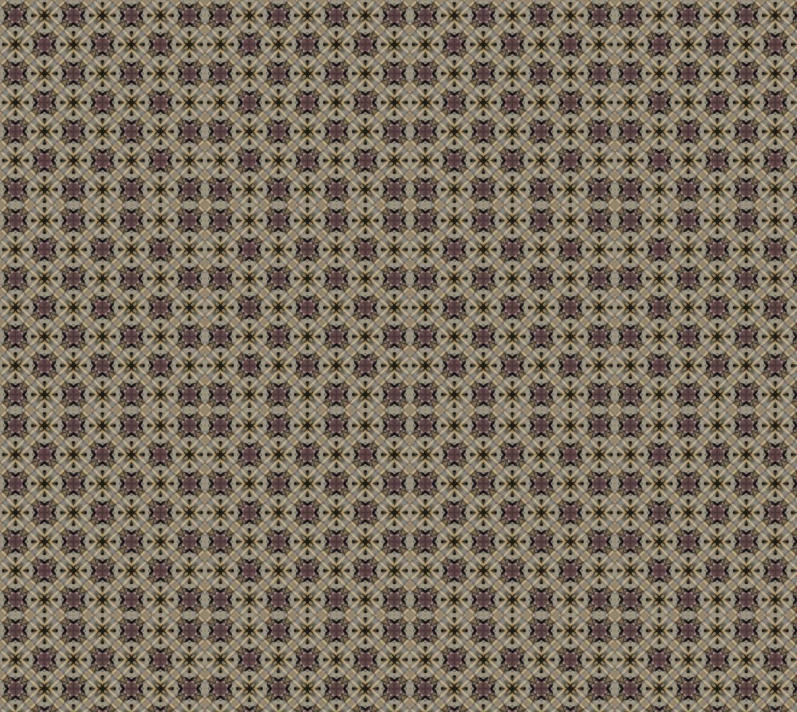 Aperçu de Purple Olive Kaleidoscope