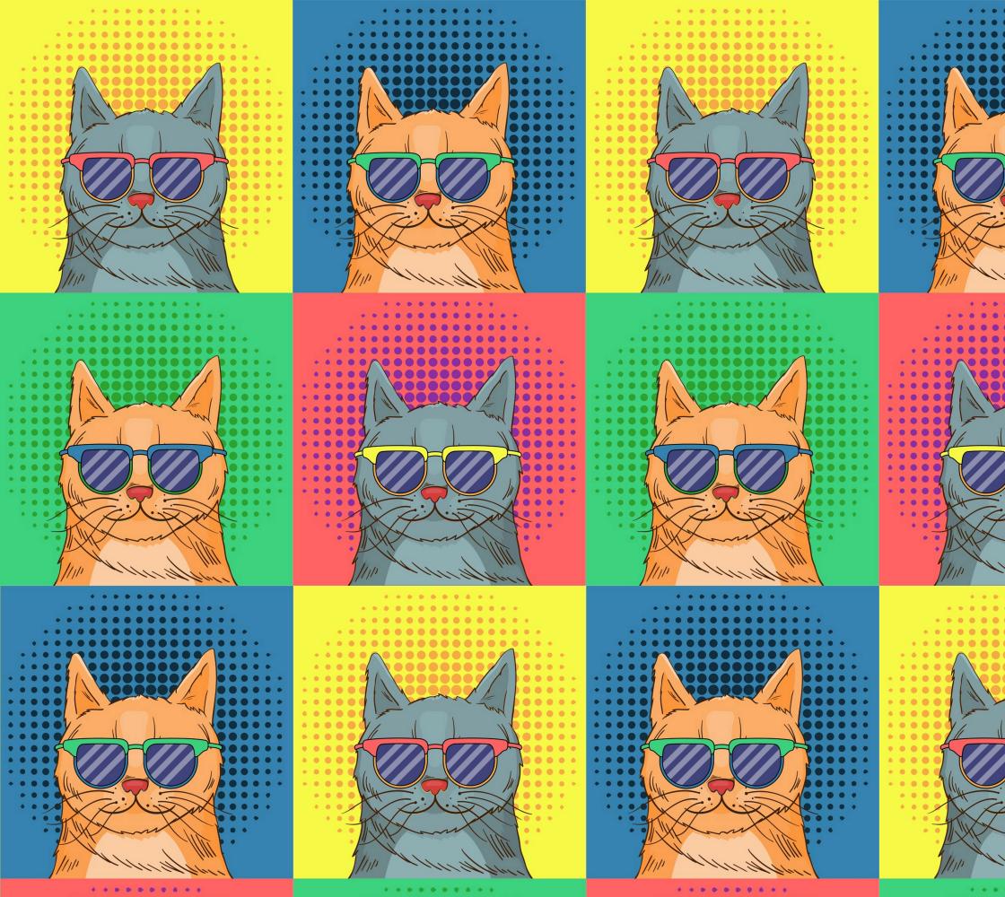 Aperçu de Cool Cats