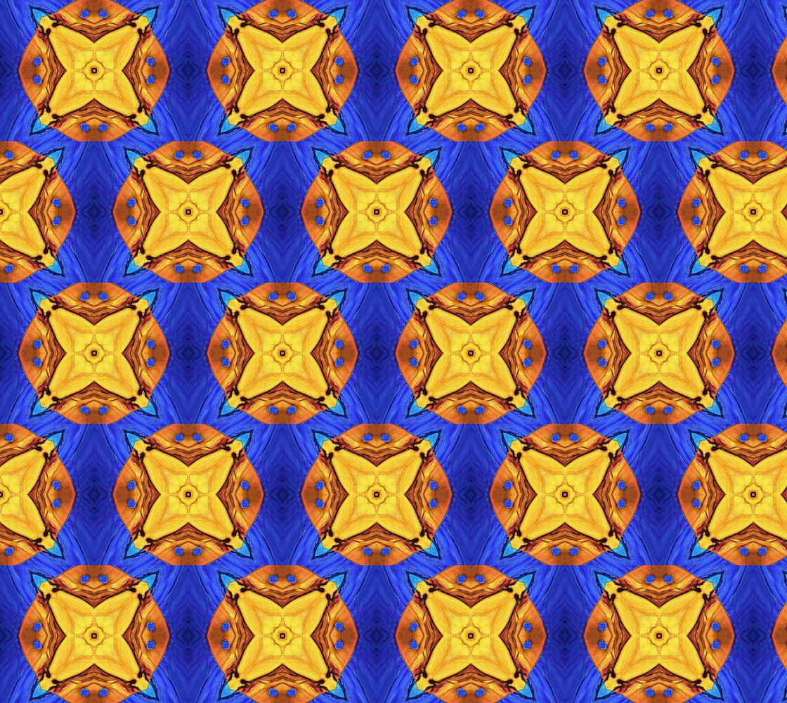 Aperçu de Blue and Gold 2