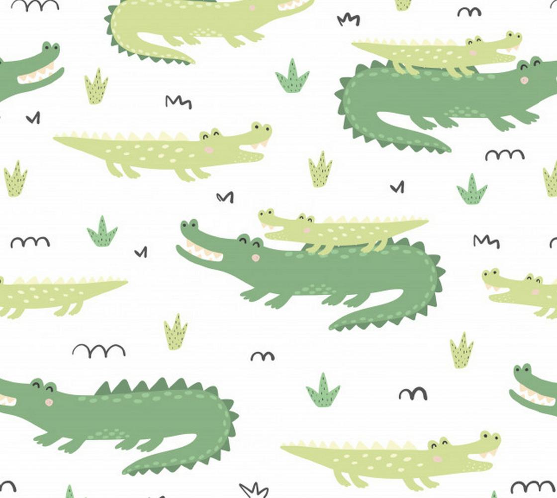 Aperçu de Cute Crocodiles