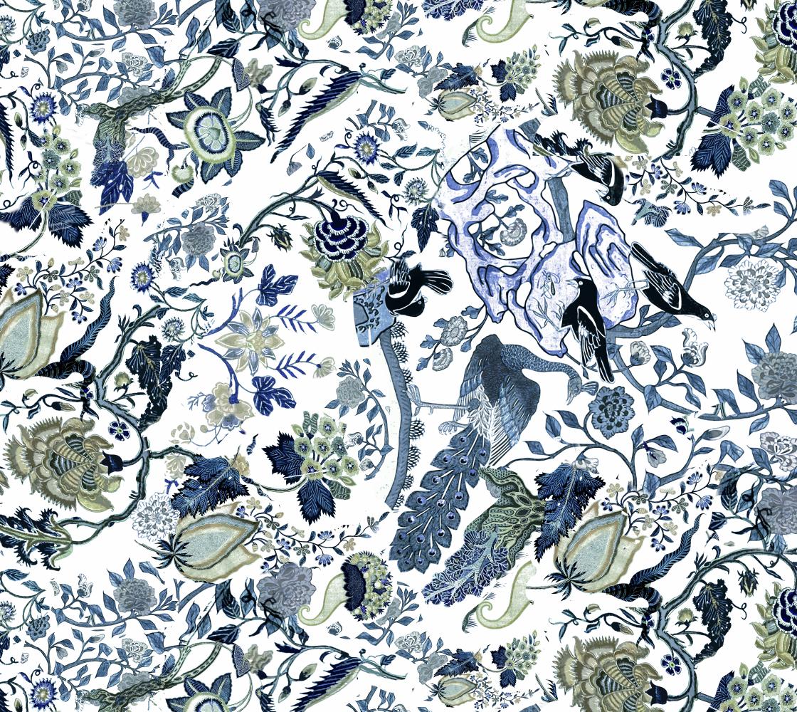 Chinoiserie Blue - fabric-FINAL-Ann preview
