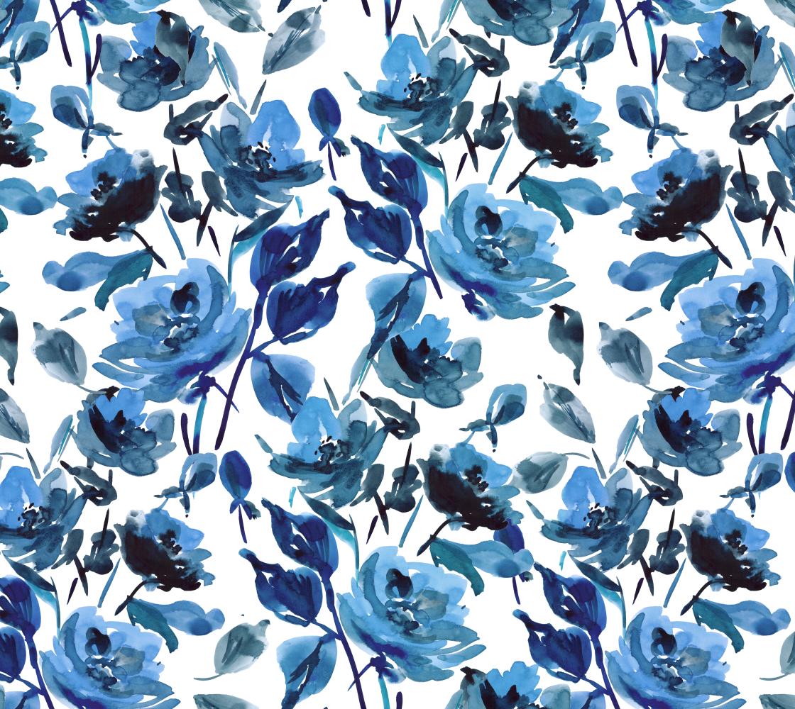 Aperçu de Blue Rose