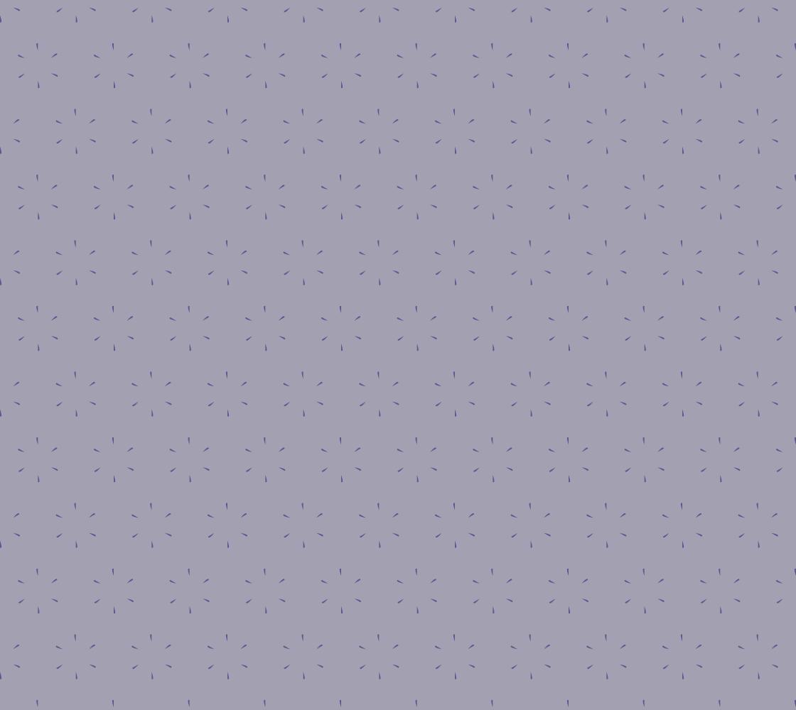 Fan Leaves On Opulent Purple Tile A Fine preview