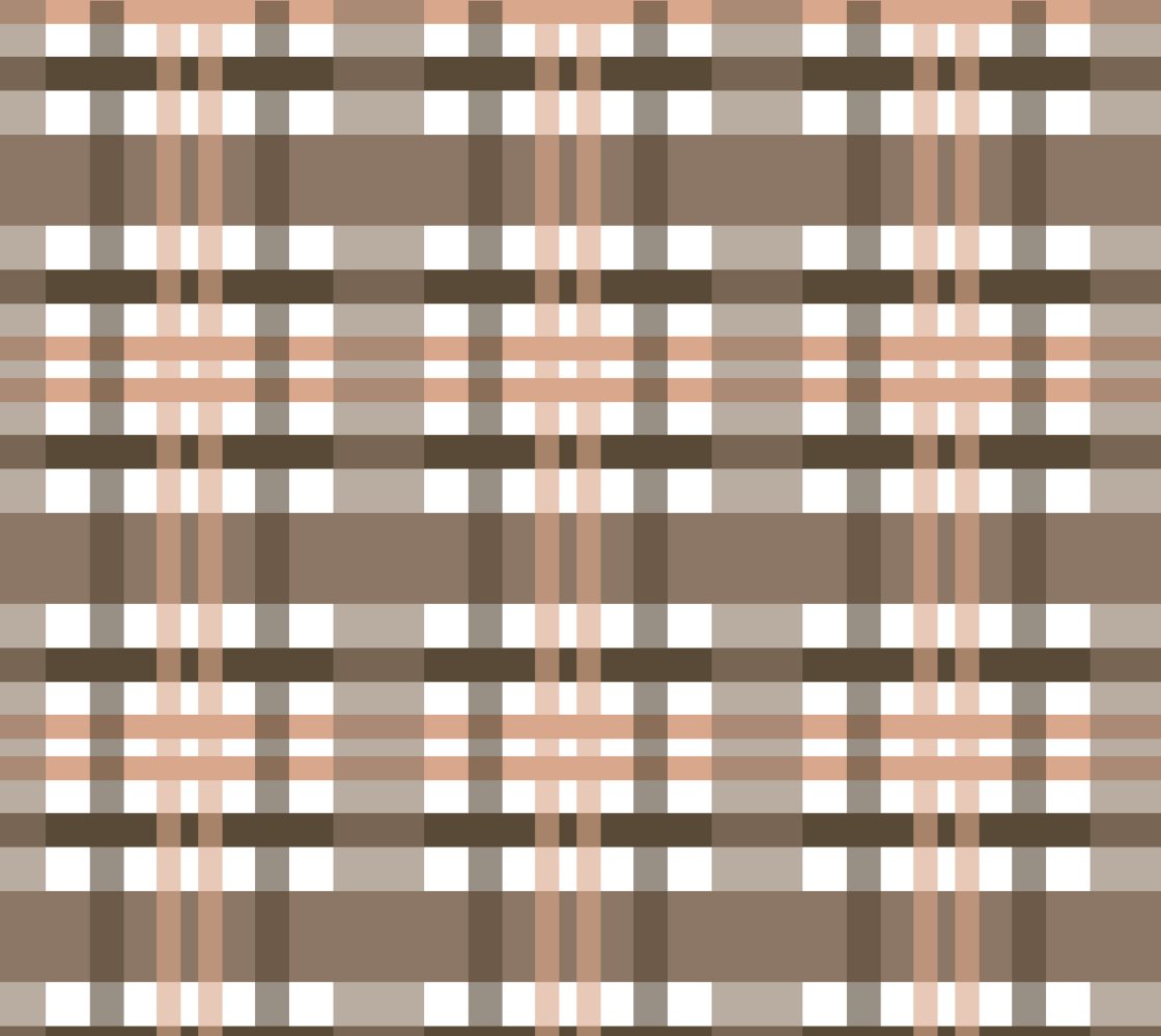 Brown and Tan Plaid preview