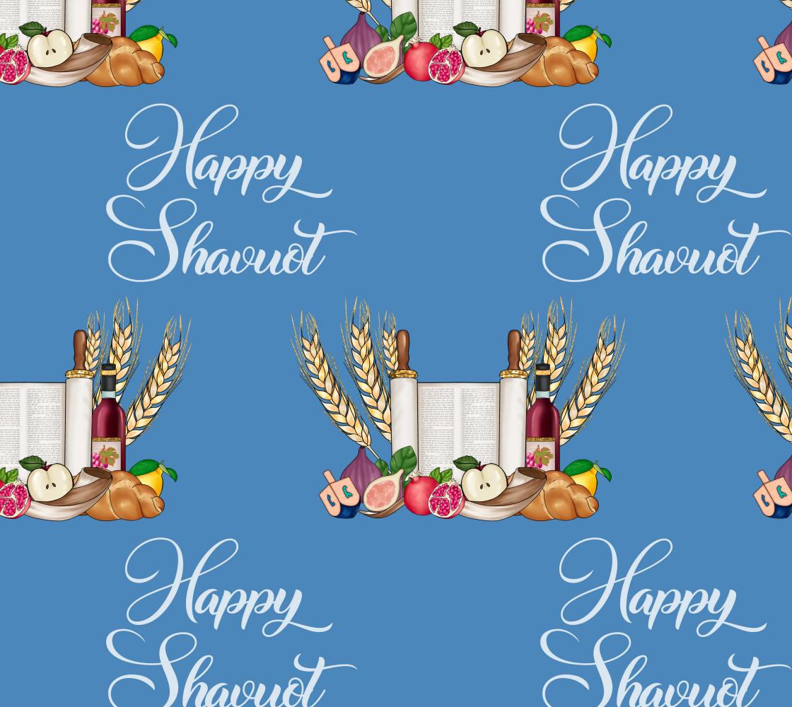 Happy Shavout preview