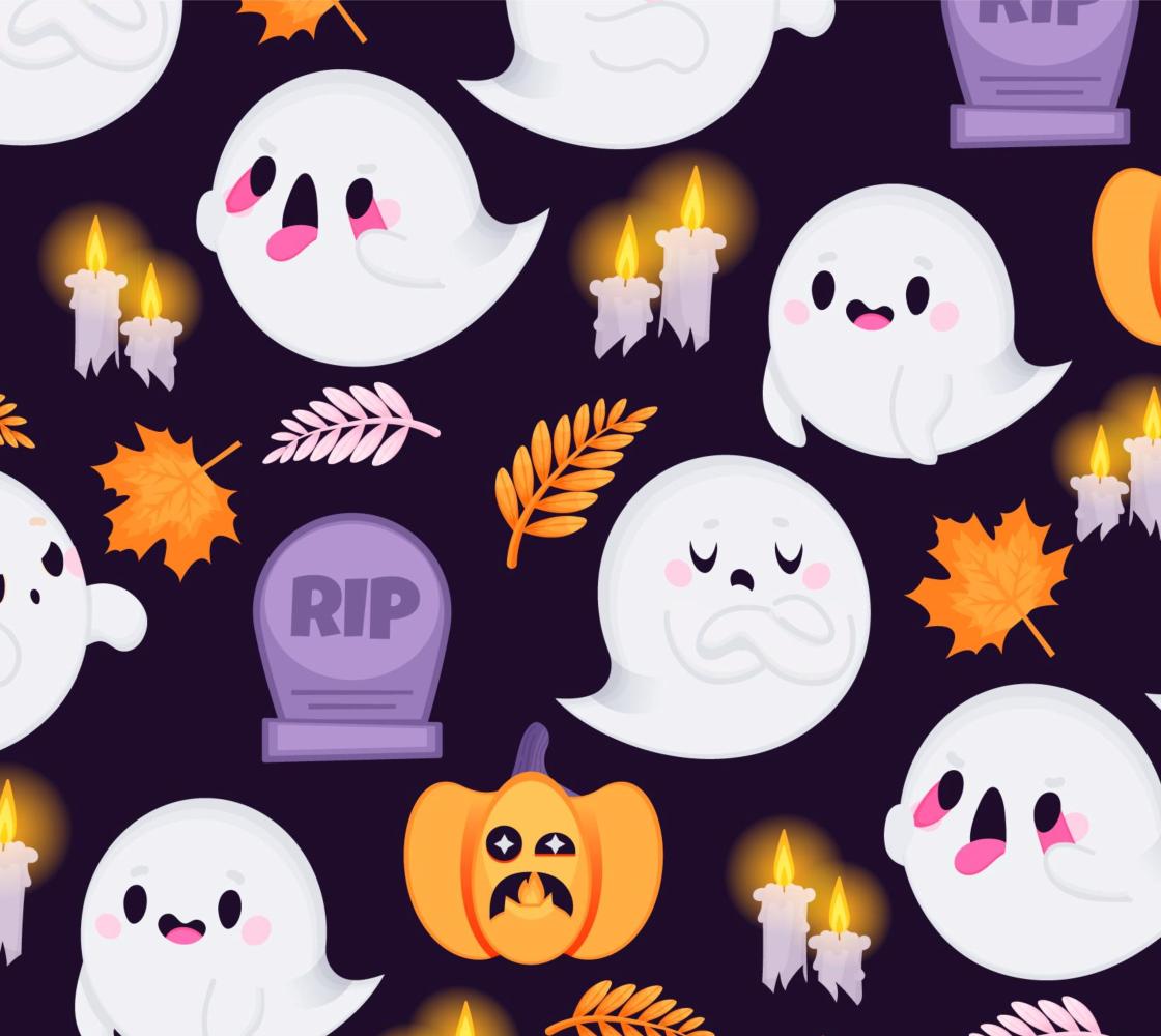 Aperçu de Adorable Ghosts