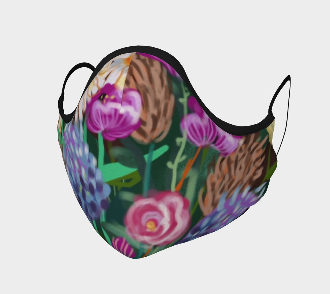 Masque Floral preview