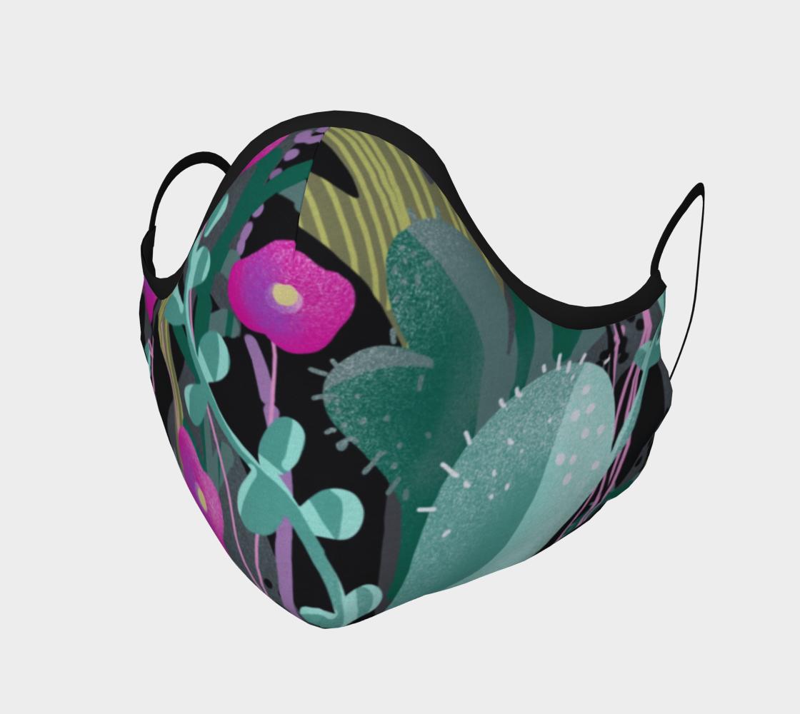 Masque Fleurs coquines preview
