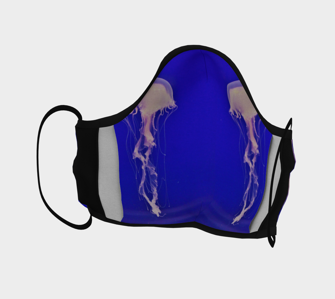 Jelly Fish Face Mask preview #4