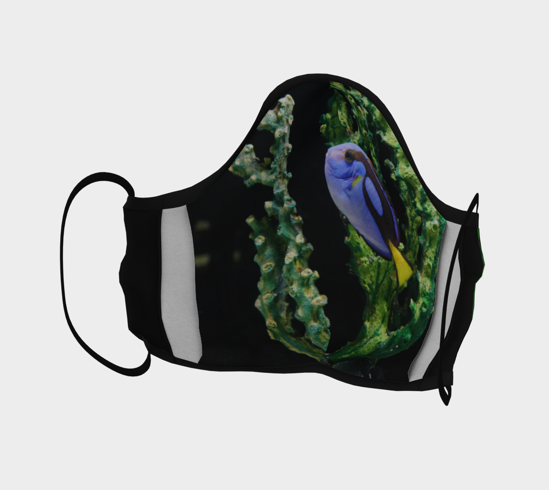 Just Keep Swimming - Mask  preview #4