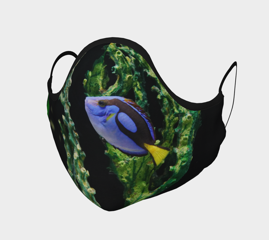 Just Keep Swimming - Mask  preview