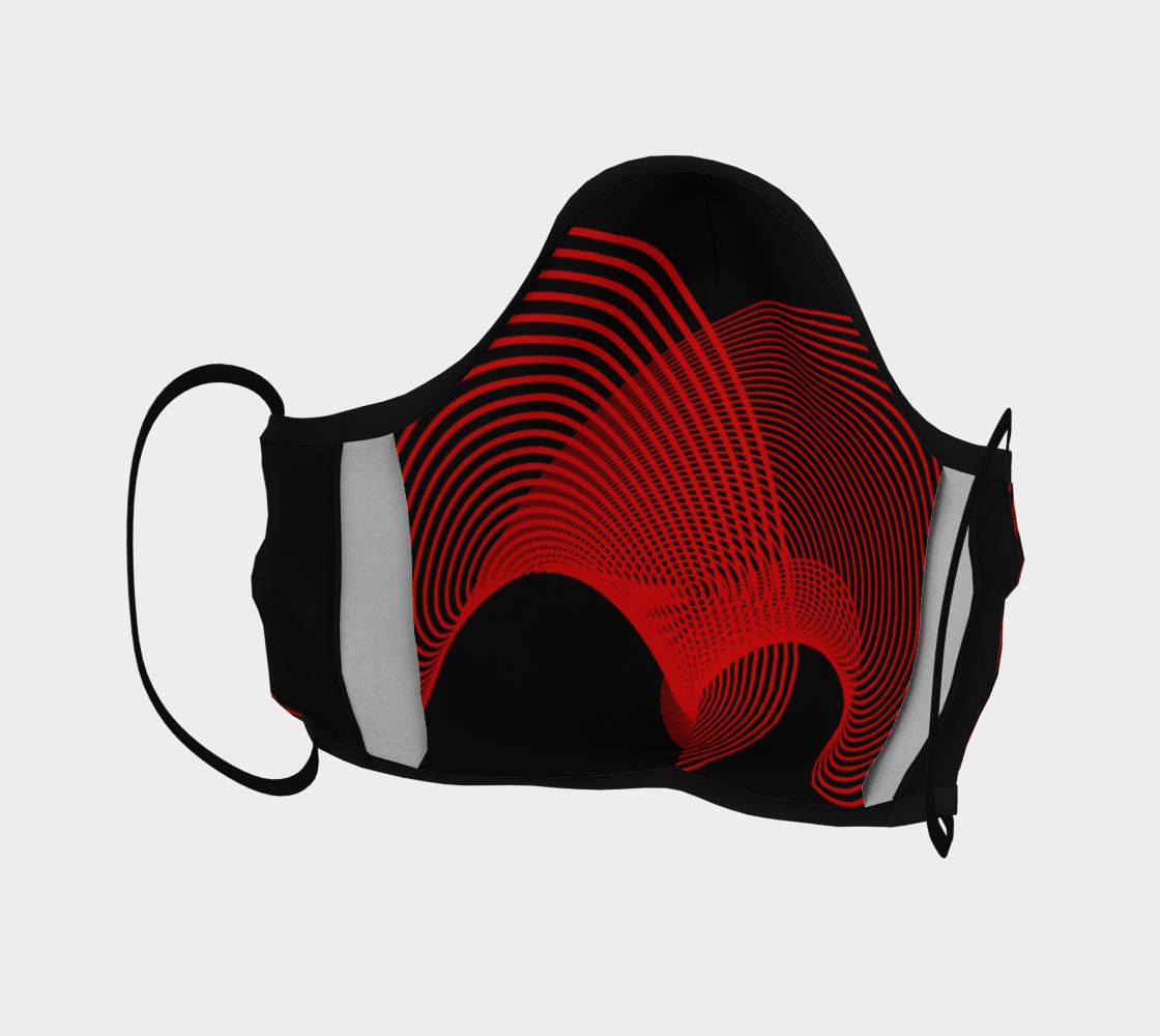 Aperçu de Red Curve #4