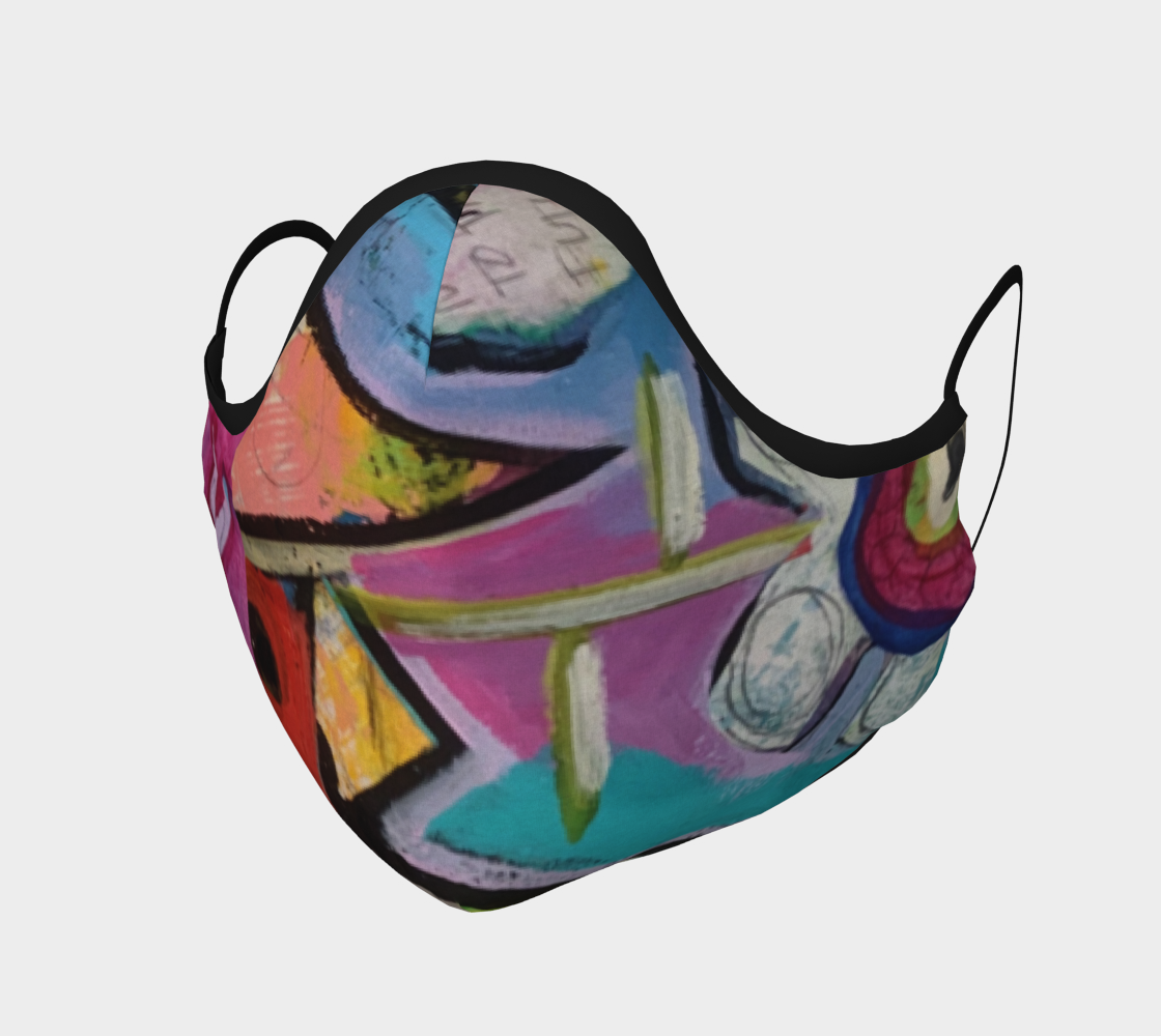 Notes to the Future Mask aperçu