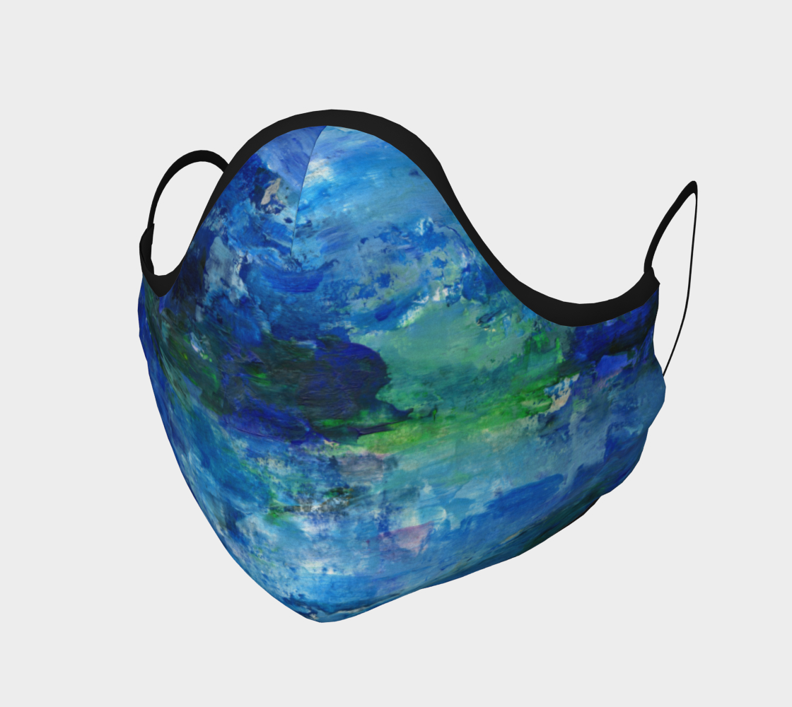 Blue Lagoon Mask preview