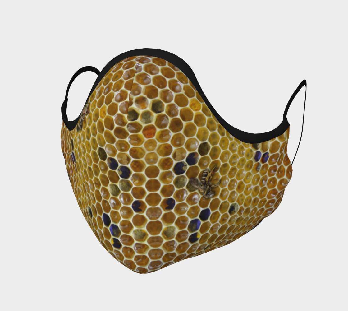 Honeycomb Face Mask preview
