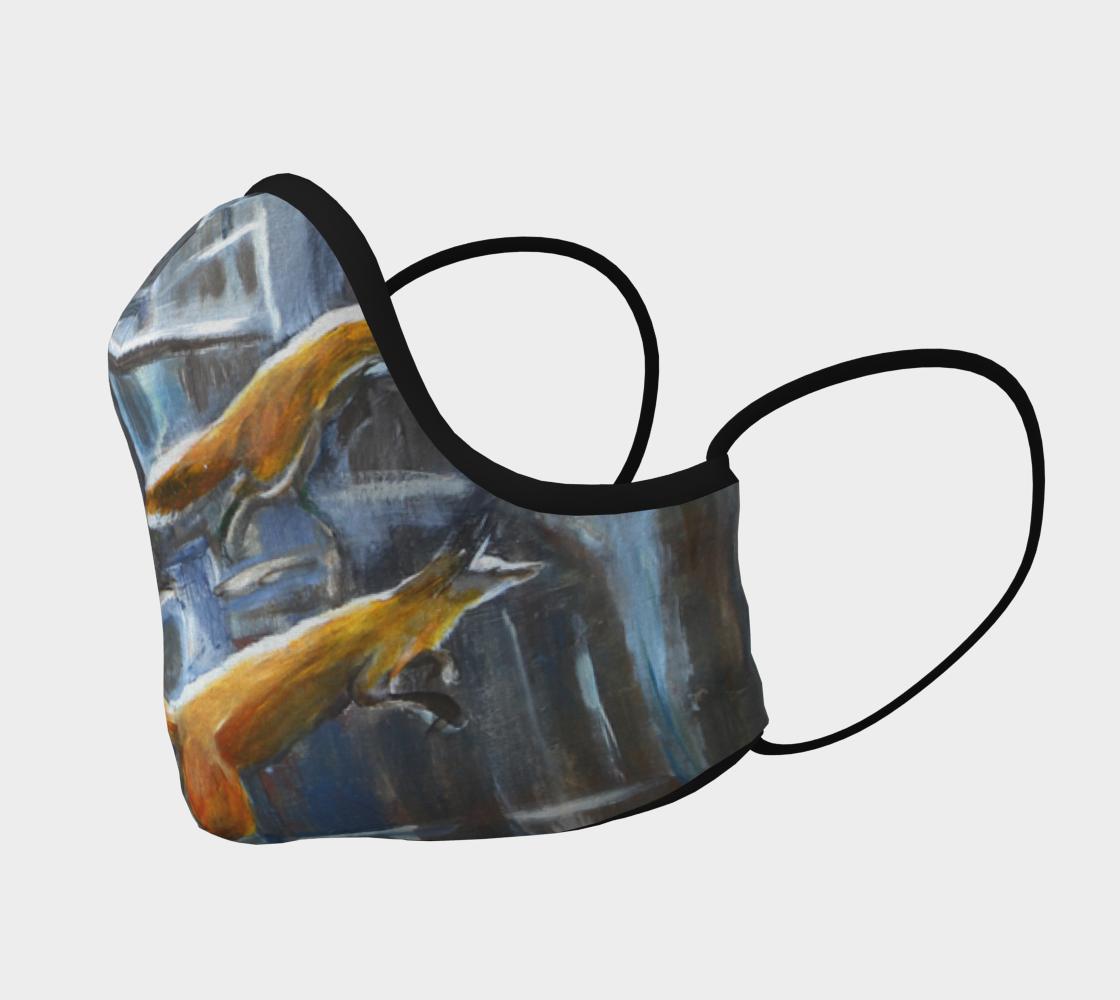 Aperçu de Fox Highway Face Mask #2