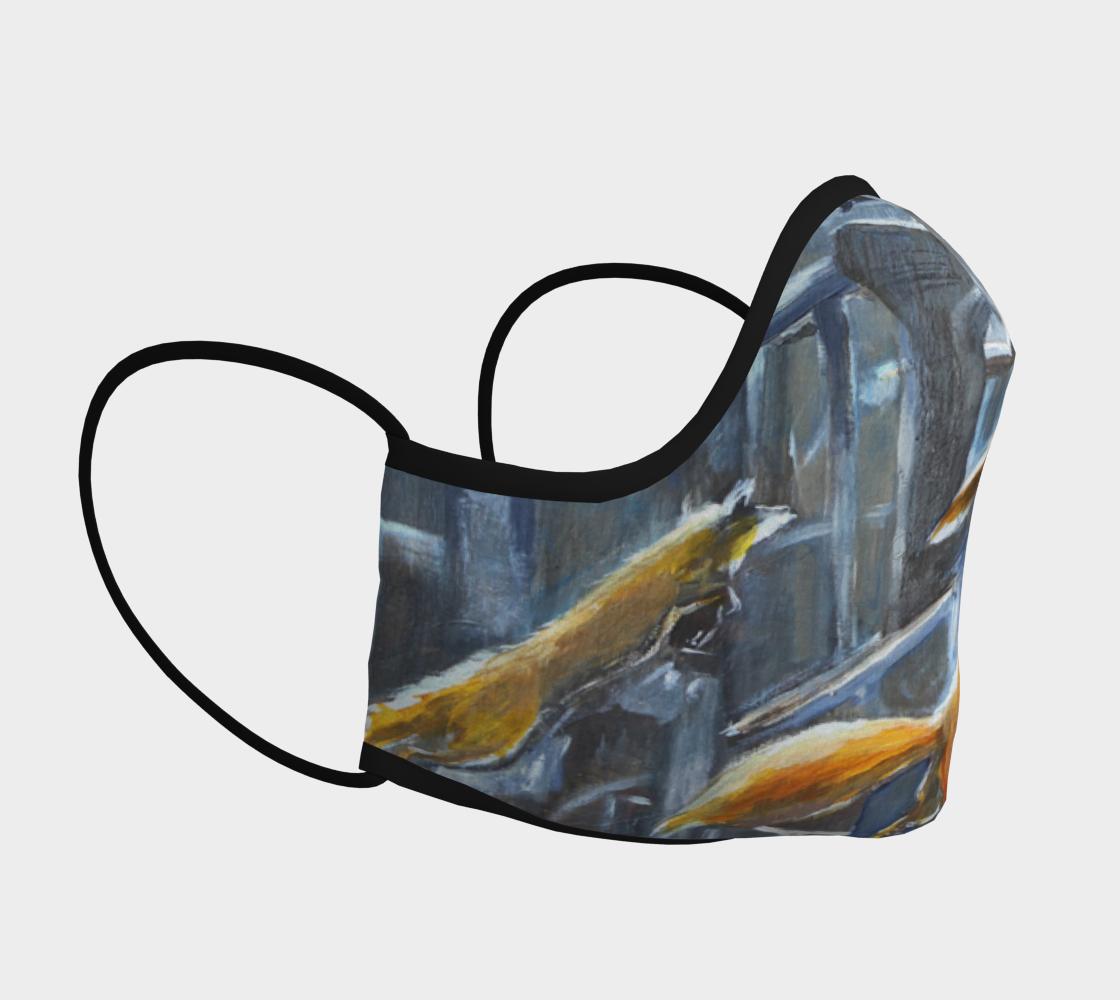 Aperçu de Fox Highway Face Mask #3