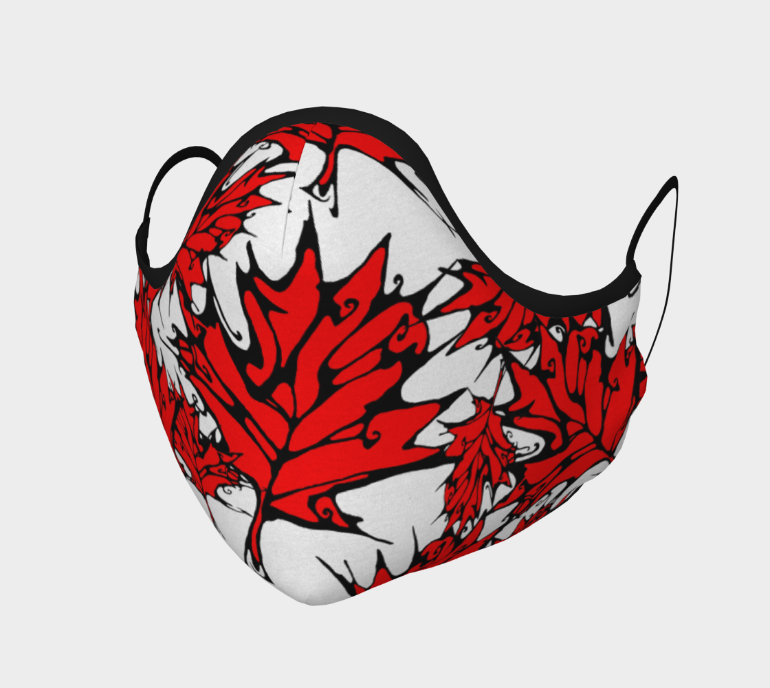 IB Maple Leaves Mask preview