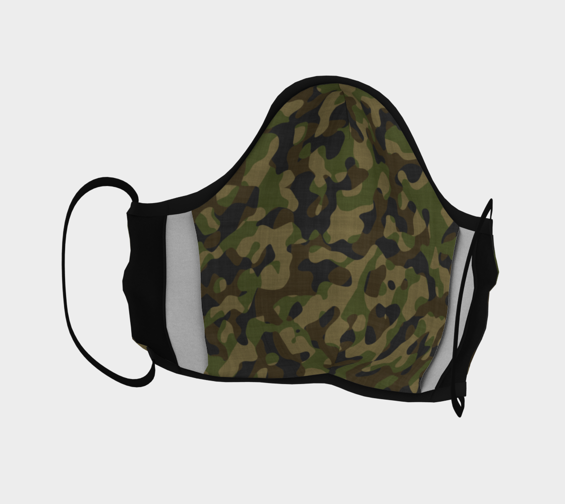 Camouflage Army Design preview #4