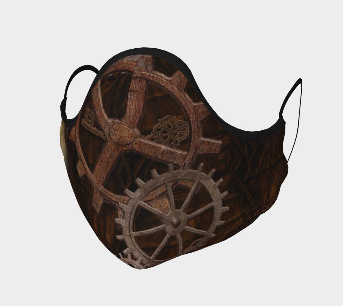 Aperçu de Steampunk Cogs and Gears