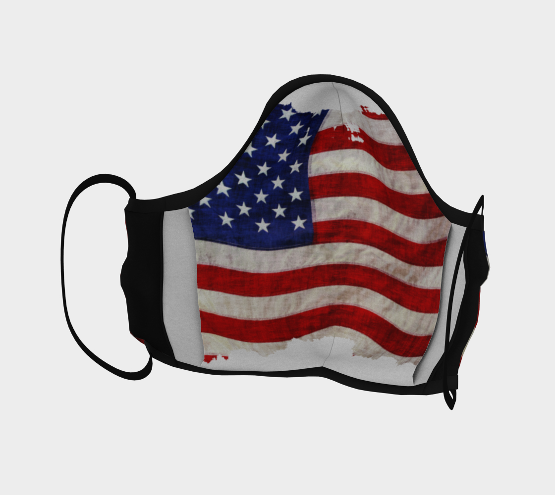 Patriotic US Flag preview #4