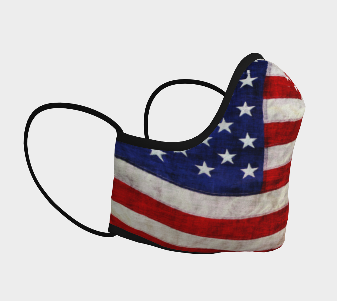Patriotic US Flag preview #3