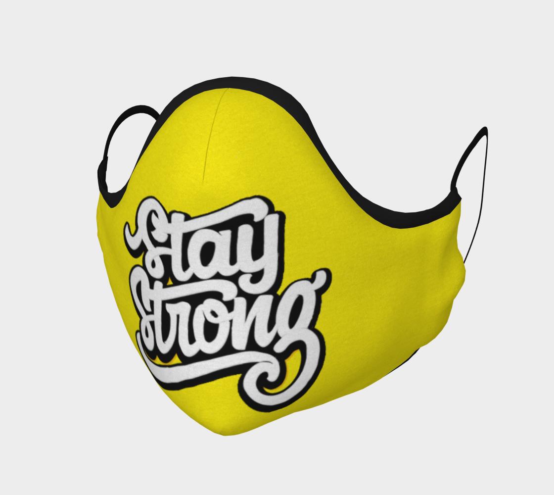 Aperçu de Stay Strong mask