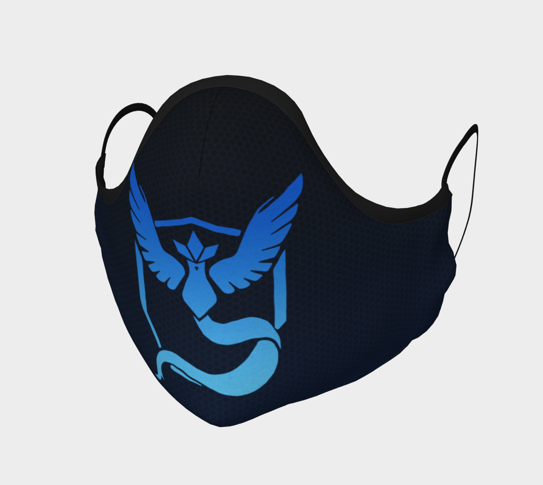 Team Mystic Face Mask preview
