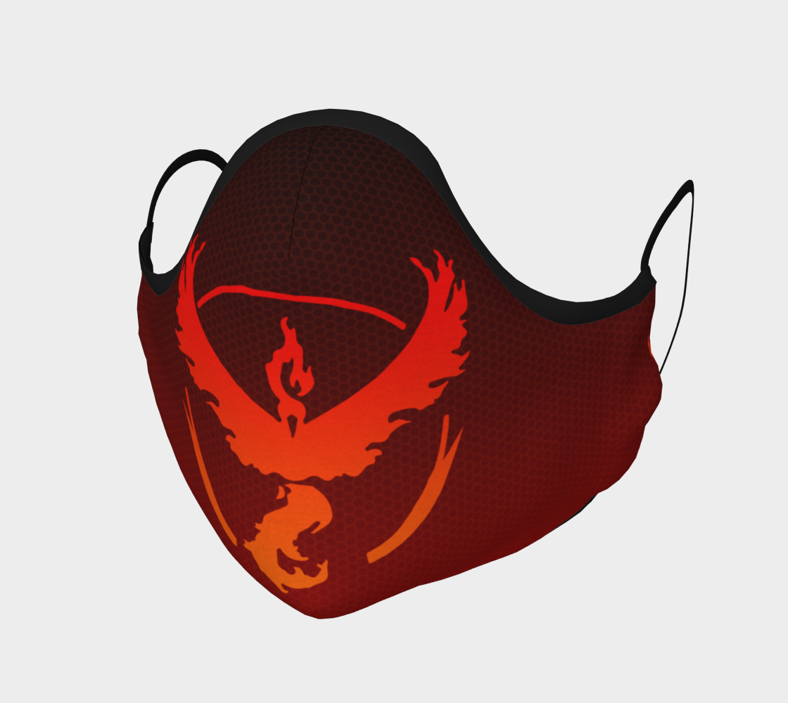 Team Valor Face Mask preview