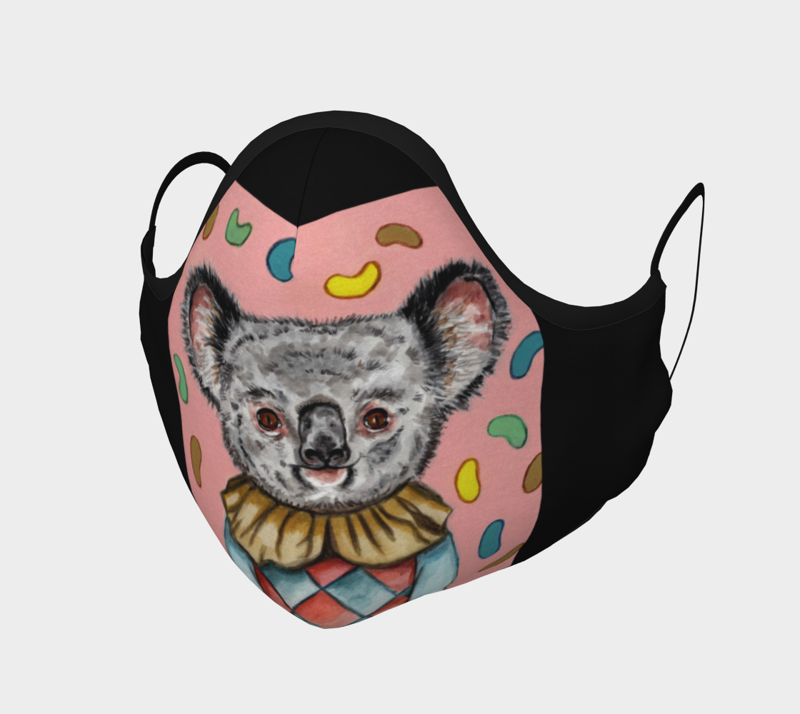 Masque Koala en fête! preview