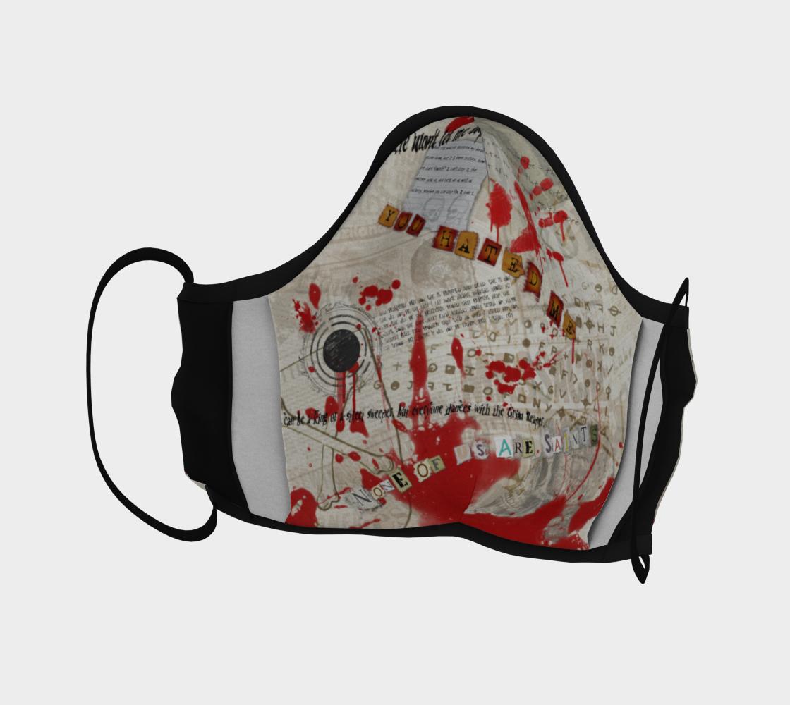 Serial Killer Face Mask preview #4