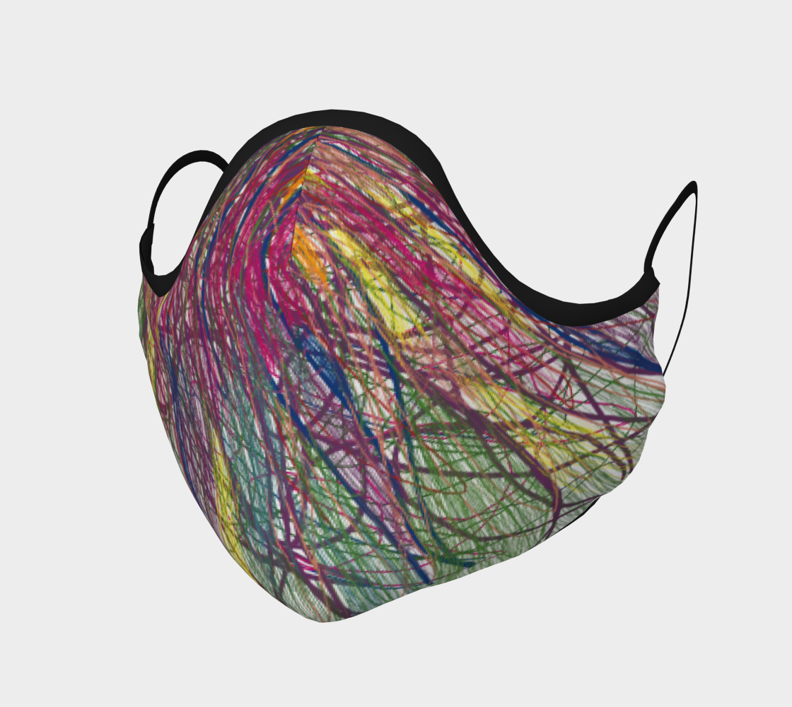 String theory mask preview