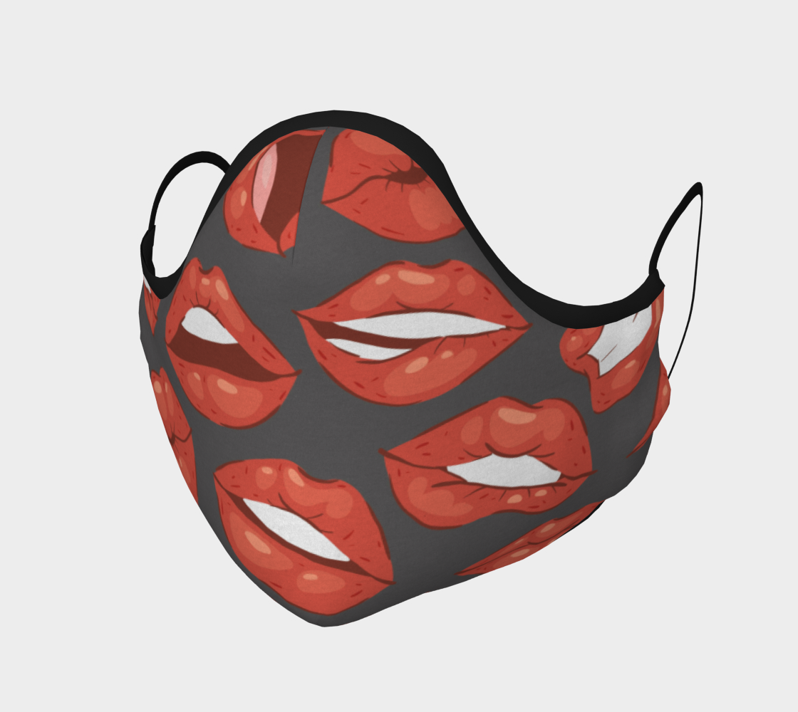 Sexy Lips Face Mask preview