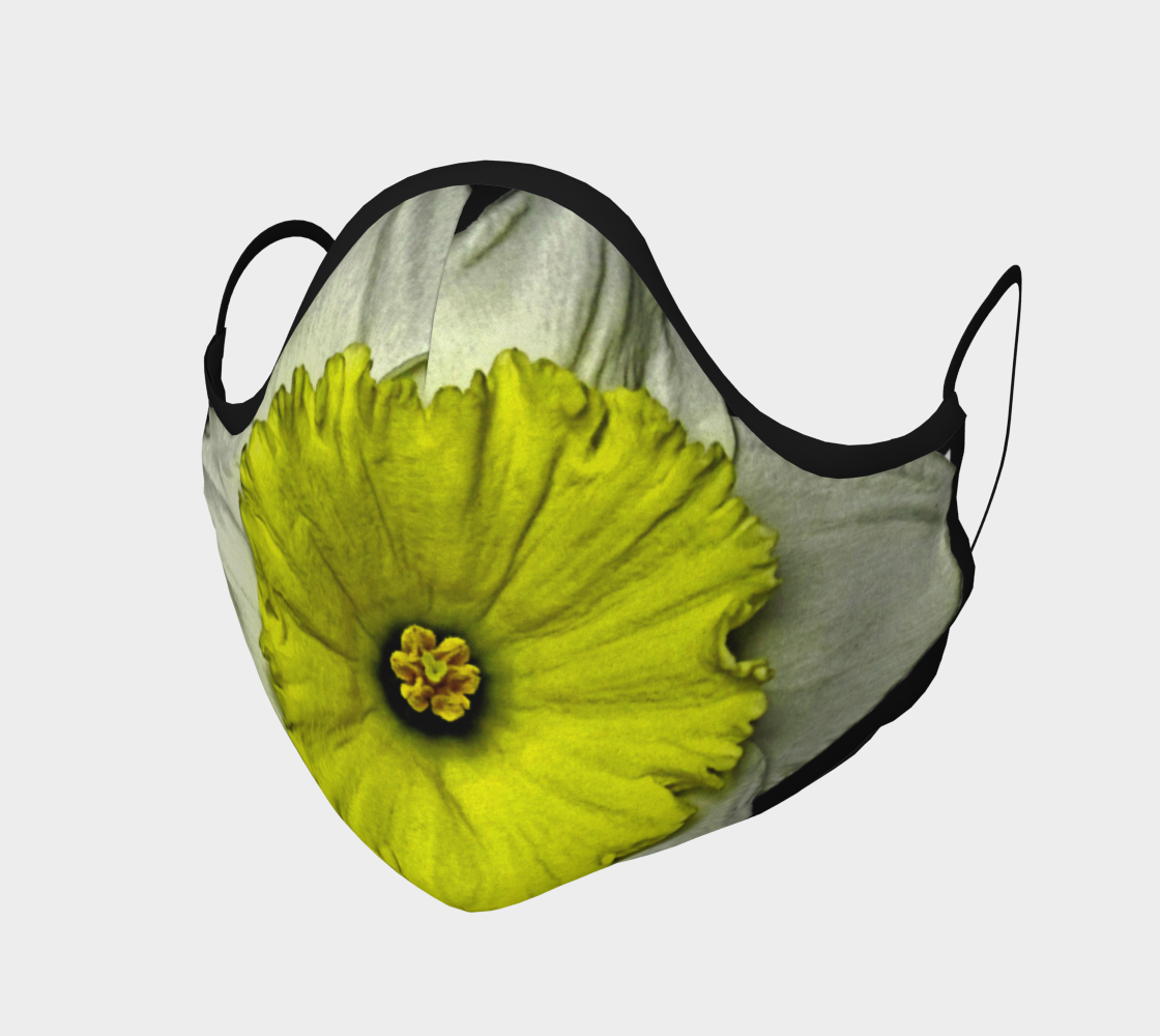 Daffodil on Black Mask preview
