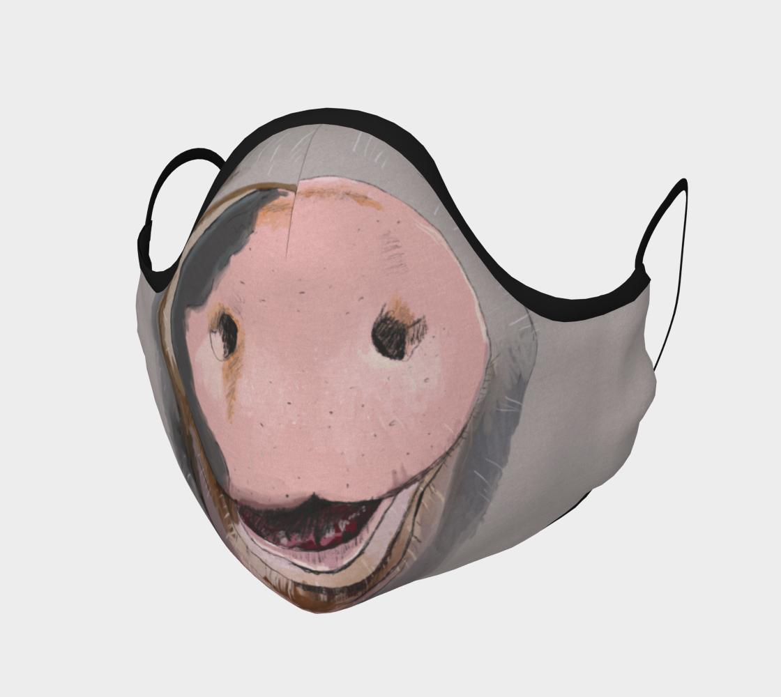 Here Piggy Piggy Mask preview