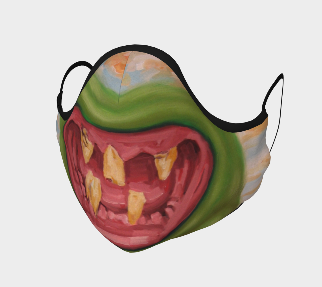Aperçu de Meth Mouth Mask