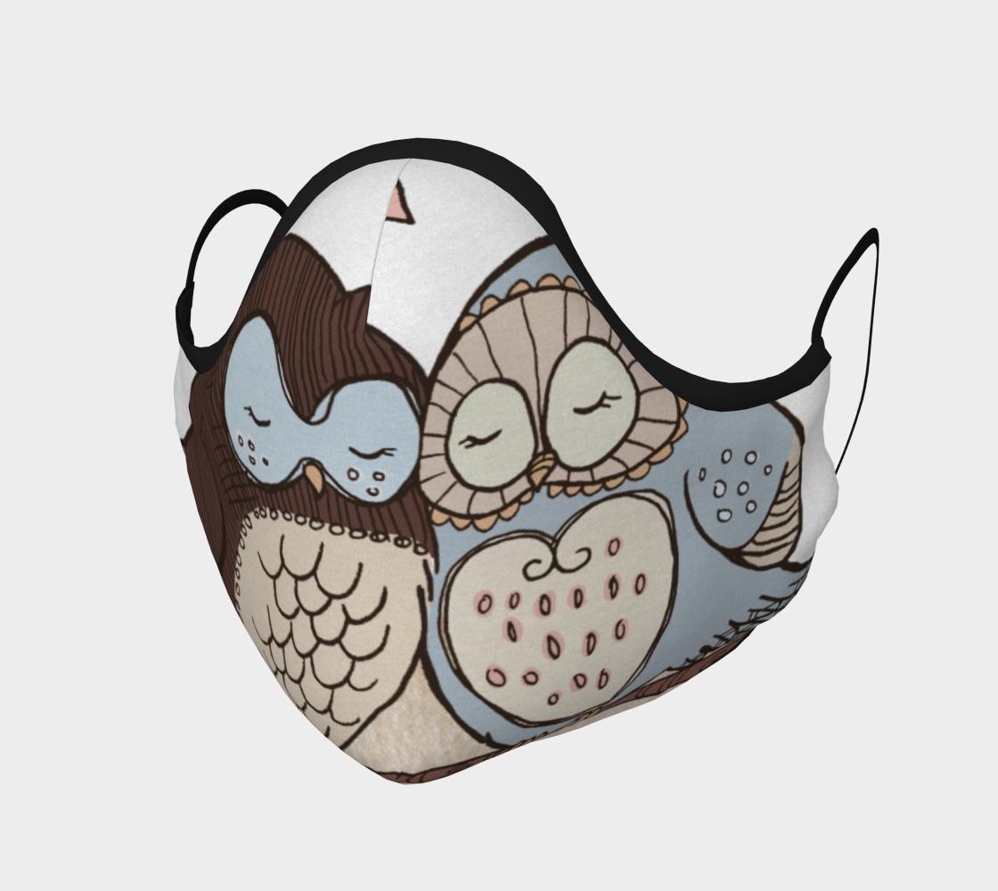 Aperçu de hiboux amoureux | Owl Lover