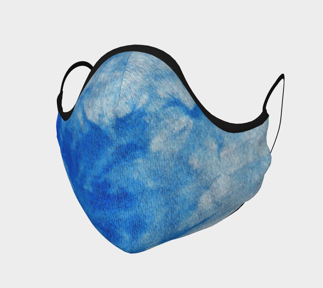 Aperçu de bleu abstrait
