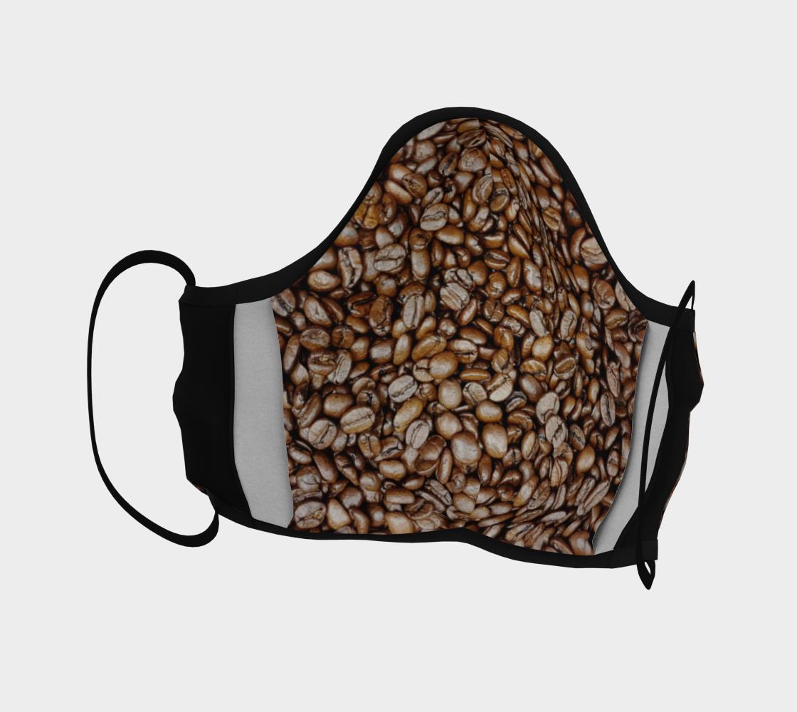 Aperçu de Masque Un bon café! Coffee Time! Julie Lafaille #4