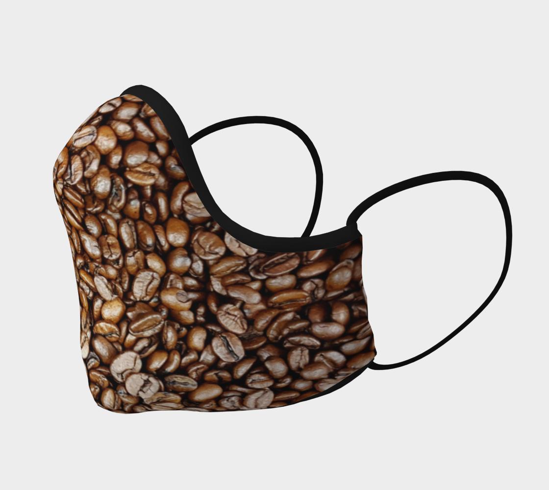 Aperçu de Masque Un bon café! Coffee Time! Julie Lafaille #2